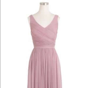 JCrew Heidi Chiffon Dress